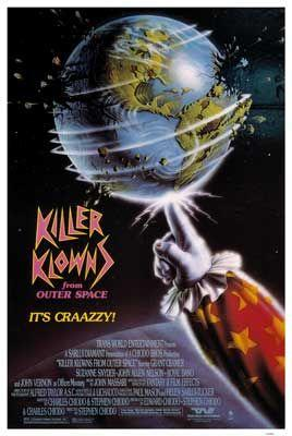 外太空杀人小丑 Killer Klowns from Outer Space