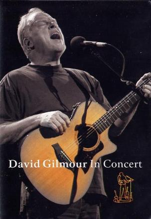 DAVID GILMOUR IN CONCERT