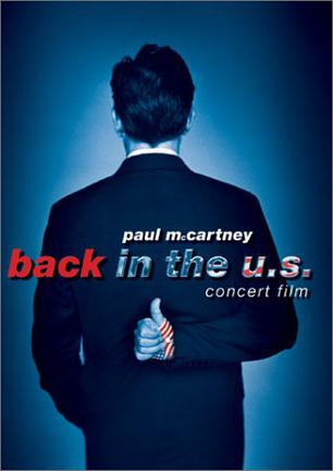 Paul McCartney Back in the U.S.