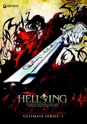 皇家国教骑士团OVA Hellsing Ultimate OVA