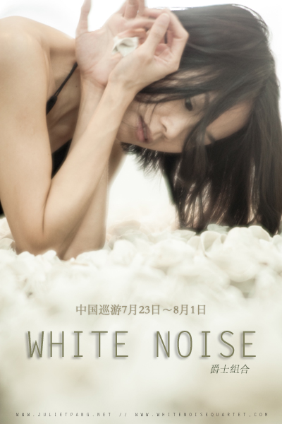 White Noise Quartet的海报图