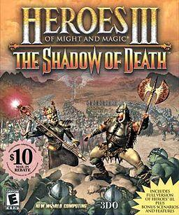 魔法门之英雄无敌3:死亡阴影 Heroes of Might and Magic III: The Shadow of Death