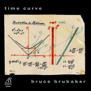 Bruce Brubaker - Time Curve: Music for Piano by Philip Glass and William Duckworth