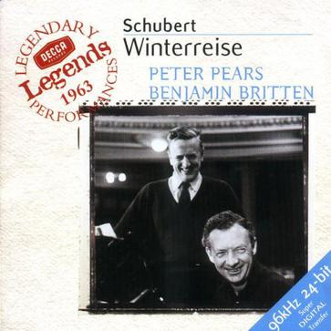 Decca Legends--Schubert: Winterreise / Pears, Britten