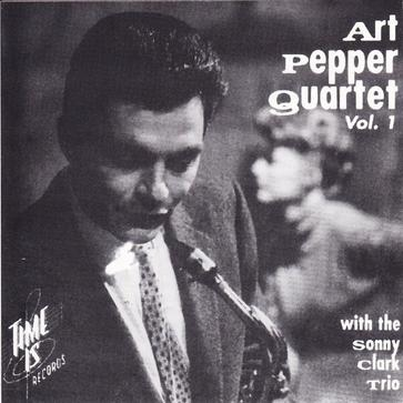 Art Pepper Quartet: Volume 1