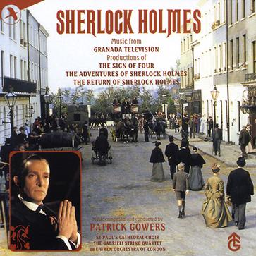 Sherlock Holmes: Original Television Soundtrack (Music from the Granada Television PBS Productions of The Sign of Four, The Adventures of Sherlock Holmes, and The Return of Sherlock Holmes)
