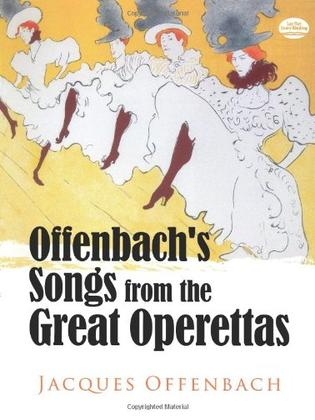 Offenbach's Songs from the Great Operettas