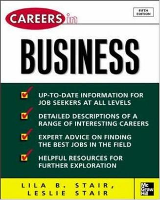 Careers in Business