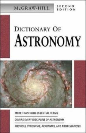 McGraw-Hill Dictionary of Astronomy