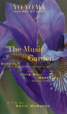 Bach Cello Suite #1: The Music Garden