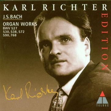 BACH-Karl Richter Edition