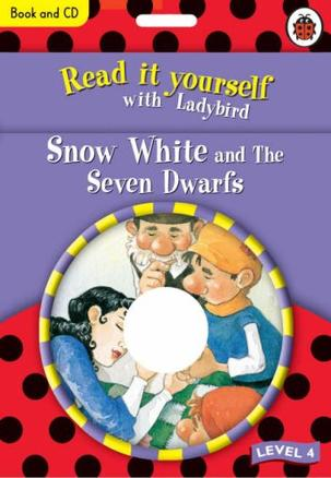 Snow White and the Seven Dwarfs Book and CD