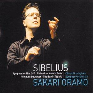 Sibelius : Symphonies Nos 1 - 7 & Orchestral Works