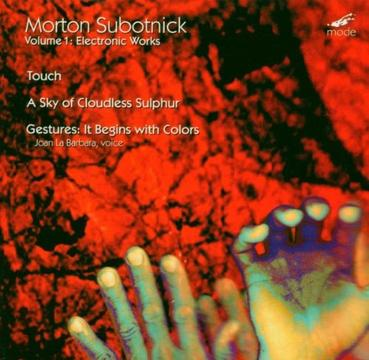 Subotnick, Vol. 1: Electronic Works