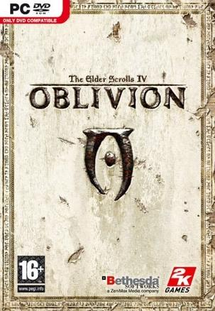 上古卷轴4:湮没 The Elder Scrolls IV: Oblivion