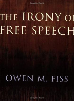 The Irony of Free Speech