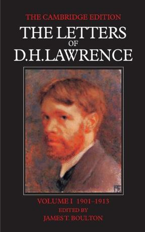 The Letters of D. H. Lawrence 8 Volume Set (paperback) (The Cambridge Edition of the Letters of D. H. Lawrence)