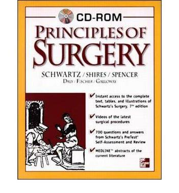 Principles of Surgery CD-ROM