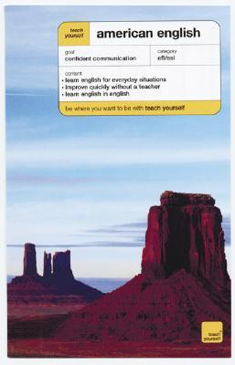 Teach Yourself American English Complete Course (book only)