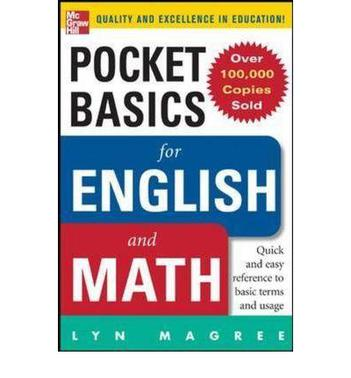 Pocket Basics for Math and English