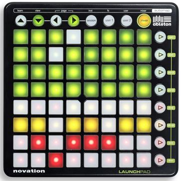 Novation & Ableton Launchpad