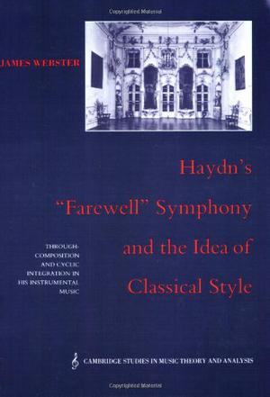 Haydn's 'Farewell' Symphony and the Idea of Classical Style