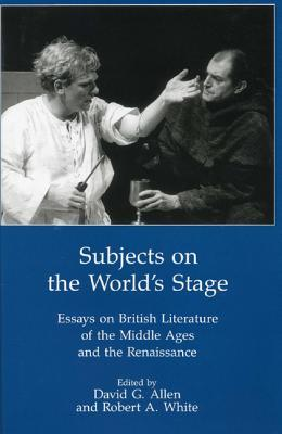 Subjects on the World's Stage