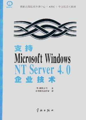 支持Microsoft Windows NT Server 4.0企业技术