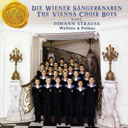 The Vienna Choir Boys Sing Johann Strauss Waltzes & Polkas