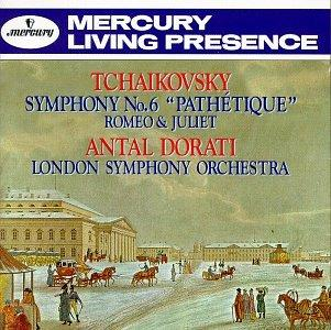 "Tchaikovsky: Symphony No. 6 ""Pathétique""/Romeo and Juliet"