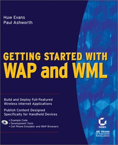 Getting Started with WAP and WML