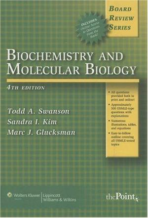 BRS Biochemistry and Molecular Biology (Board Review Series)