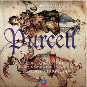 Purcell: Theatre Music [BOX SET] [COLLECTOR'S EDITION]