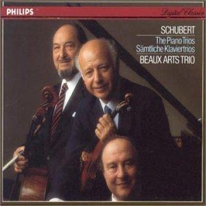 Franz Schubert: The Piano Trios
