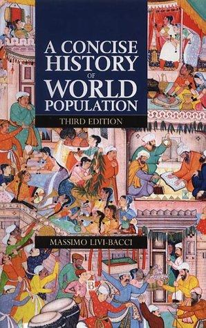 A Concise History of World Population: An Introduction to Population Processes
