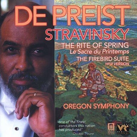 Stravinsky: Rite of Spring / Firebird Suite