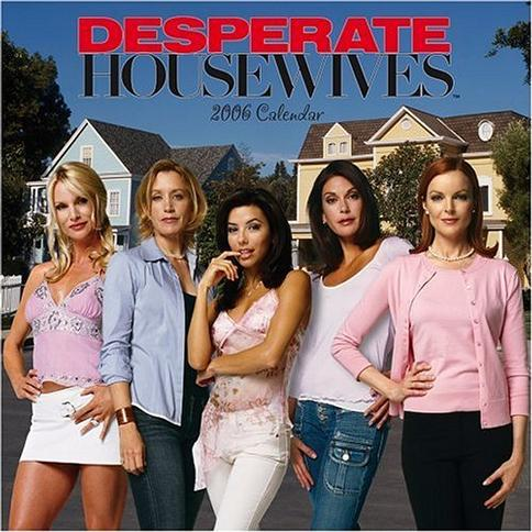 Desperate Housewives 2006 Wall