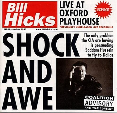 Shock & Awe: Live at Oxford Playhouse