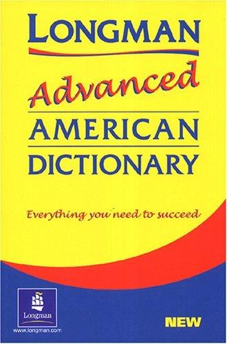 Longman Advanced American Dictionary, Paper