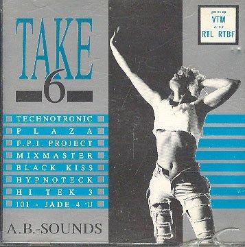 Take 6 : The Sounds of Belgian Hard House