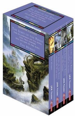 The Lord of the Rings and The Hobbit (BOX SET)