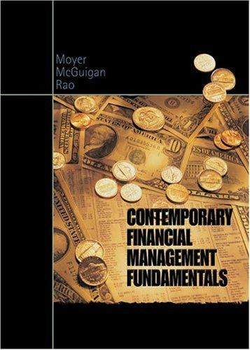 Contemporary Financial Management Fundamentals with Thomson ONE