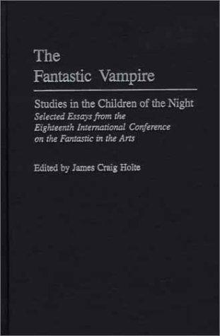 The Fantastic Vampire