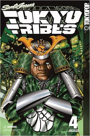 Tokyo Tribes 4 (Tokyo Tribes)