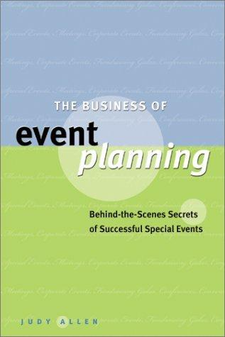 The Business of Event Planning