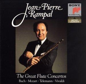 The Great Flute Concertos