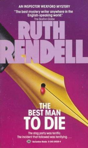 Best Man to Die (Chief Inspector Wexford Mysteries (Paperback))