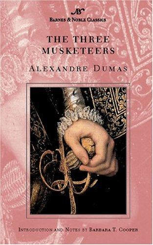 The Three Musketeers (Barnes & Noble Classics Series) (B&N Classics)