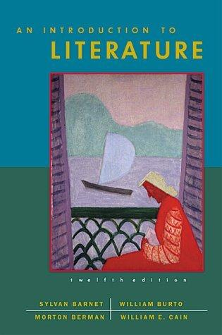 An Introduction to Literature, 12th Edition