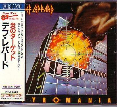 Def Leppard ; Pyromania [Japan Import]